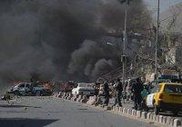 При взрыве в Кабуле пострадали посольства нескольких государств