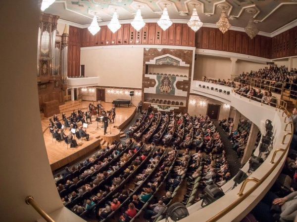 Казанский камерный оркестр La Primavera триумфально завершившил сезон 2 дня назад