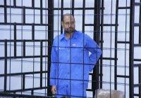 Сына Муаммара Каддафи выпустили из тюрьмы