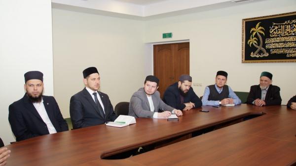 В ДУМ РТ состоялось первое заседание Совета Улемов в обновленном составе