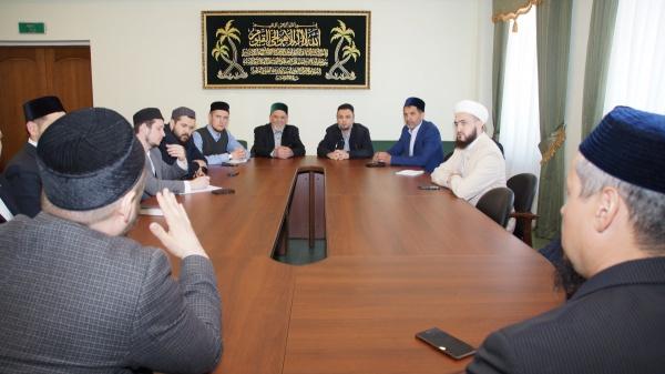 Заседание Совета Улемов.