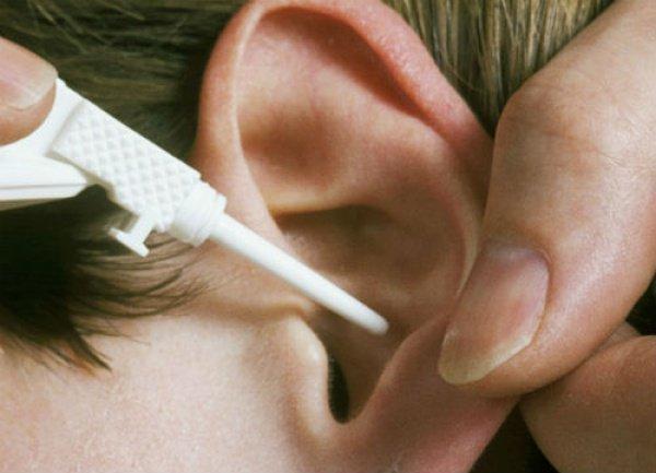 Лекарство, которое закапывается в ухо, не нарушают поста