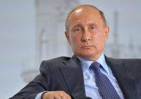Путин обсудит кризис на Ближнем Востоке с генсеком ООН