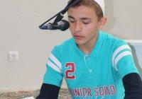 15-летний Коран-хафиз проводит таравих-намазы в мечети Татарстана