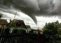 В Нурлате прошел град и ураган (ФОТО, ВИДЕО)
