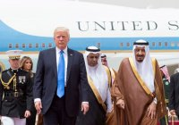 Опрос: популярность Трампа в Саудовской Аравии стремительно растет