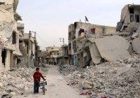 Пальба по мухам, или о планах Запада в Сирии