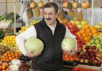 Россия отменила запрет на ввоз продуктов из Турции