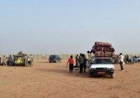 Посреди Сахары от жажды погибли более 40 мигрантов
