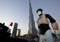 На улицы Дубая вышел первый робокоп (Видео)