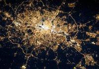 Земля из космоса в Рамадан выглядит совершенно иначе