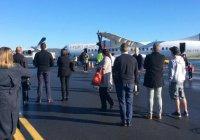 В австралийском аэропорту из-за угрозы взрыва эвакуировали самолет
