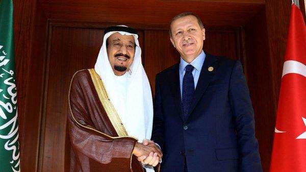 Трамп поведал обеседе сарабскими лидерами перед ихразрывом сКатаром