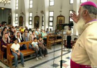 В освобожденный от ИГИЛ Алеппо вернулись более 25 тысяч христиан