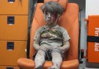 Отец «мальчика из Алеппо»: «Фото моего сына использовали в корыстных целях» (Видео)