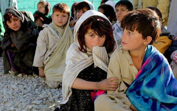 Иракские дети.