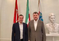 АПМ объединит предпринимателей-мусульман Петербурга