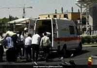 Стрельба в парламенте Ирана, есть жертвы и раненые