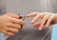 Стрижка ногтей по средам - плохая примета?