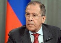 Лавров прокомментировал серию атак в Иране