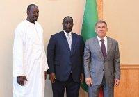 Минниханов встретился с президентом ассоциации мэров Сенегала