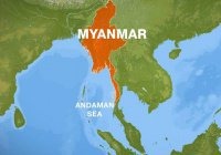 В Мьянме нашли обломки пропавшего самолета