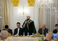 В Казани прошел большой ифтар для журналистов