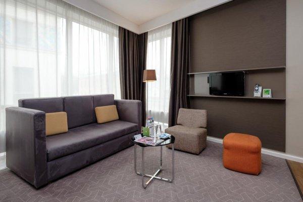 Гостиничный комплекс Holiday Inn Moscow Tagansky работает по стандартам Halal Friendly
