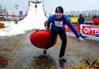 В Казани ведут переговоры о проведении зимней «Гонки героев»