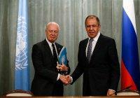 Де Мистура: ООН высоко ценит действия РФ по обеспечению перемирия в Сирии