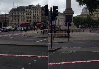 С главной площади Лондона эвакуировали людей
