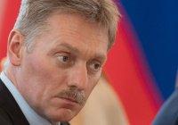 В Кремле прокомментировали смертную казнь для террористов