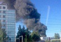 Ликвидирован пожар на заводе POZIS в Зеленодольске