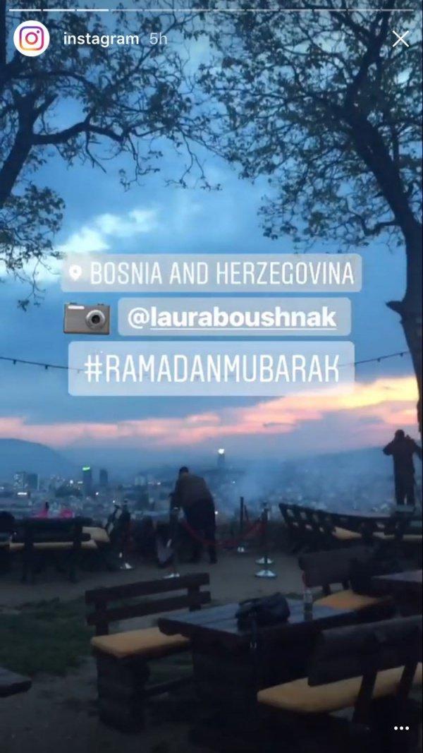 Посмотрите, что сделал Инстаграм в честь Рамадана