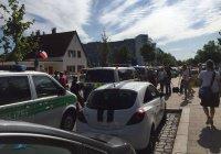 Стрельба на вокзале в Мюнхене, есть раненые