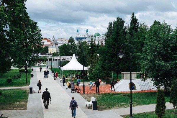 Специалист уточнила, что кратковременное пребывание в парке человеку ничем не грозит