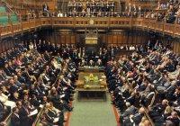 СМИ: в британском парламенте растет количество депутатов-мусульман