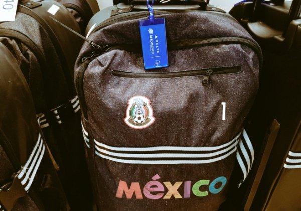 Сборная Мексики проводит первую в Российской Федерации тренировку перед Кубком конфедераций пофутболу