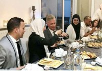Король Бельгии отпраздновал Рамадан