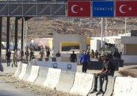 В Рамадан Турция открыла границу с Сирией