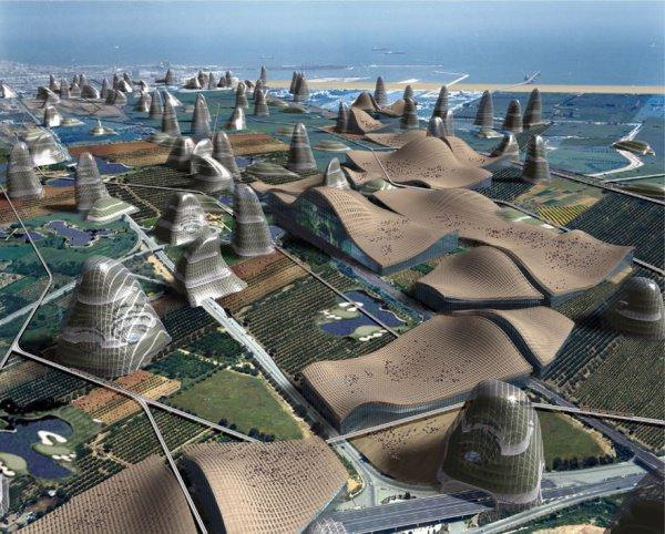 На территории летнего амфитеатра проекта BFFT.space пройдет лекция Прототипирование городов будущего