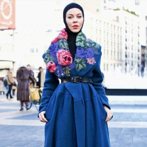 Дизайнер решила завоевать мусульманский мир «русскими» хиджабами