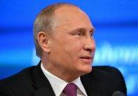 Путин высоко оценил японскую технологию мусоросжигательного завода в Казани