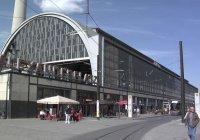 В центре Берлина из-за угрозы взрыва закрыли железнодорожную станцию
