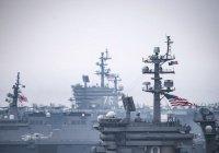 Иранские военные «напугали» американских пехотинцев лазером