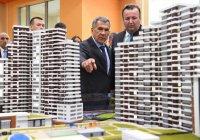 Рустам Минниханов посетил челнинский комплекс Sunrise City