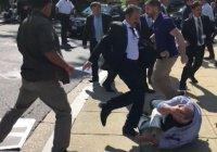 Полиция США выдала ордеры на арест 12 охранников Эрдогана