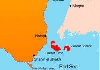 Египет распродает свои территории