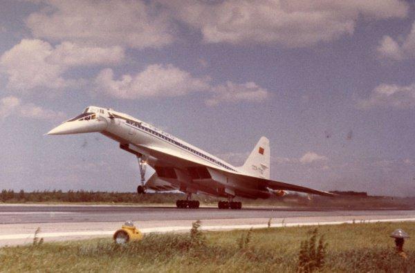Планируется, что музей откроется к 31 декабря будущего года – 50-летнему юбилею первого полета Ту-144