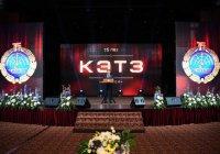 Президент РТ принял участие в праздновании юбилея Казанского электротехнического завода